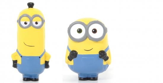 Kevin en Bob
