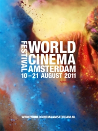 World Cinema Festival Amsterdam 2011 poster