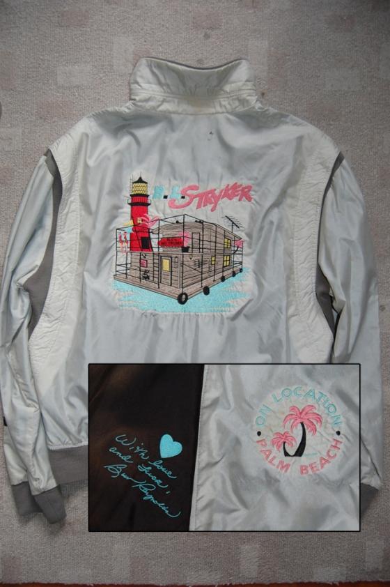 B.L. Stryker jacket