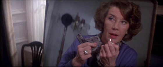 For Your Eyes Only - Miss Moneypenny