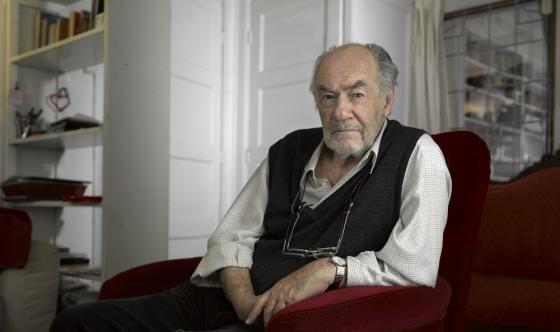 George Sluizer (c) Mark Kohn